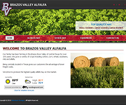 Brazos Valley Alfafa