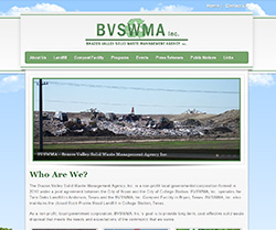 Brazos Valley Solid Waste Management Association
